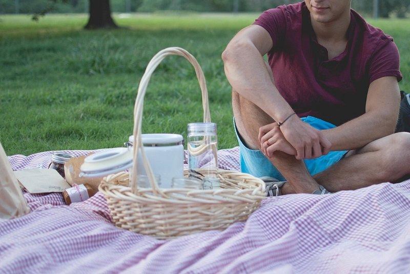 Piknik na świeżym powietrzu