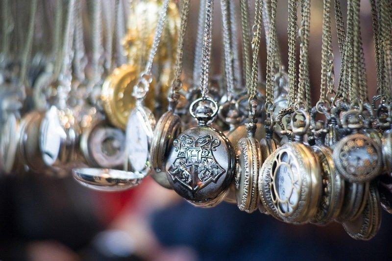 Zegarki nawiązujące do świata Harry'ego Pottera