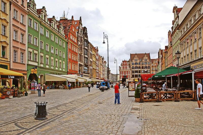 Atrakcje we Wrocławiu