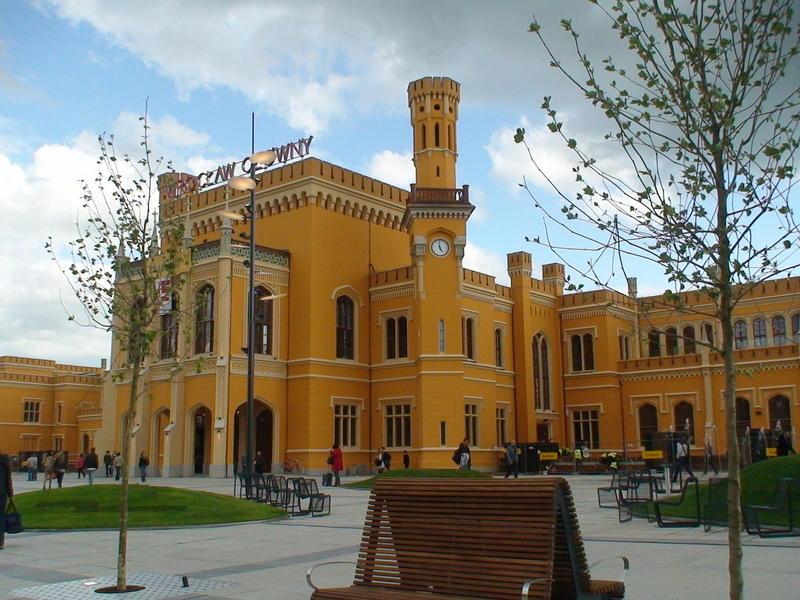 Budynek Głównego Dworca PKP