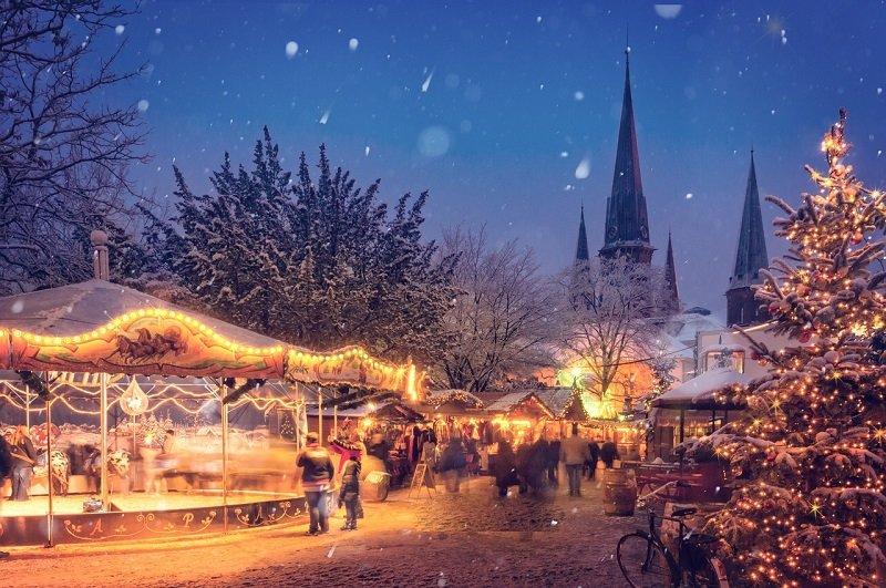 Jarmark Bożonarodzeniowy we Wrocławiu - świąteczne szaleństwo z Hostelem Trzy Kolory