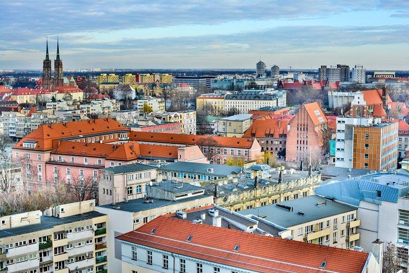 Noclegi na Starym Mieście we Wrocławiu
